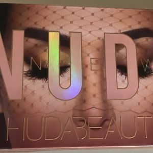 HUDA BEAUTY Makeup - Huda New Nude Palette